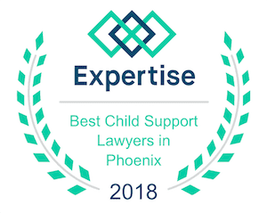Best Child Support Lawyers in Phoenix - 2018